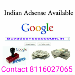Buy Adsense Account at Lowest Price