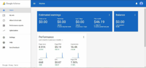 Buy pin verified adsense account for sell in india
