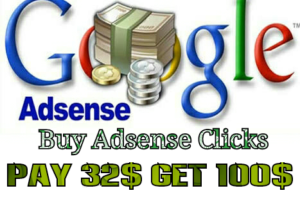 Buy Adsense Clicks, Traffic
