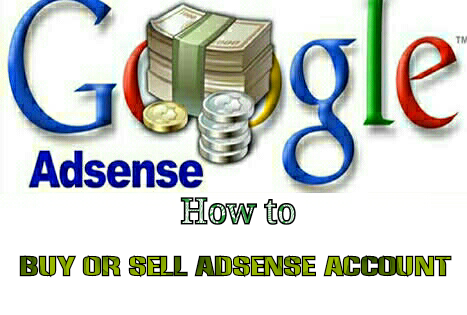 How to Buy or sell adsense account
