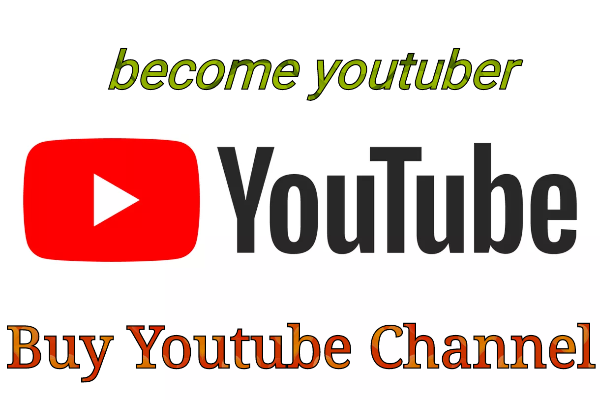 Buy youtube channel