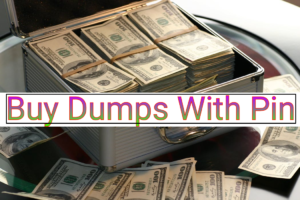 Buy Dumps with Pin