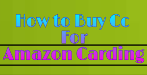 buy cc for amazon carding