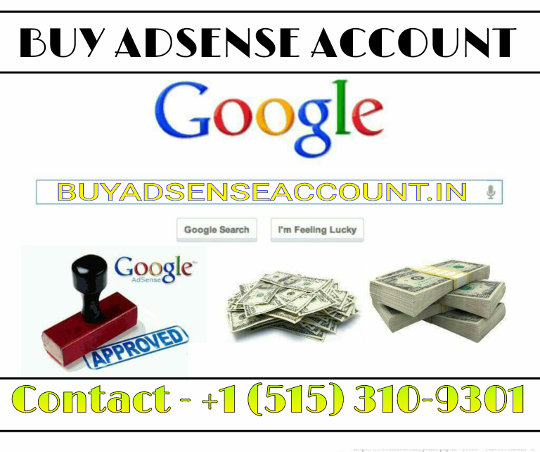 Buy adsense account