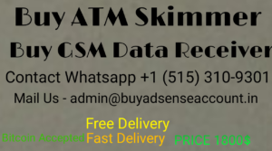 Buy atm skimmer, atm skimmer available for sale